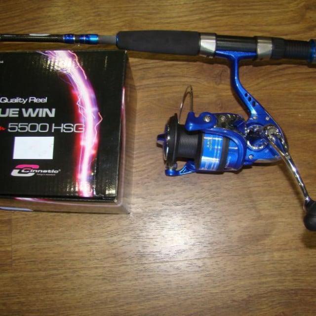 BLUE WIN