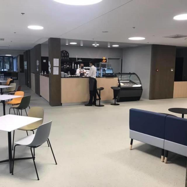 Otvoren Caffe bar Academia