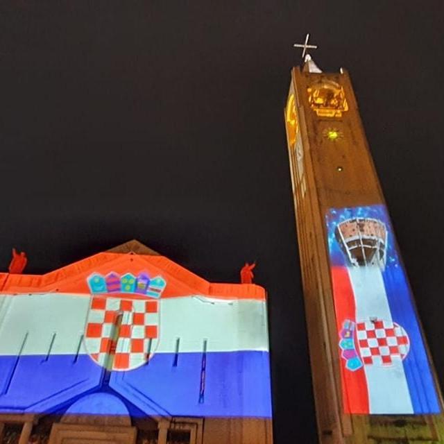 Ploče odale počast žrtvama Vukovara
