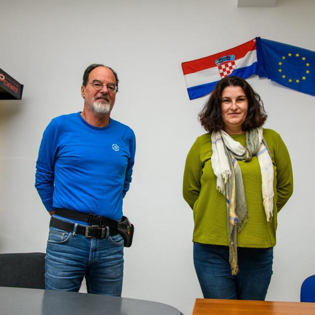 Darko Juras i Milena Trlaja<br />