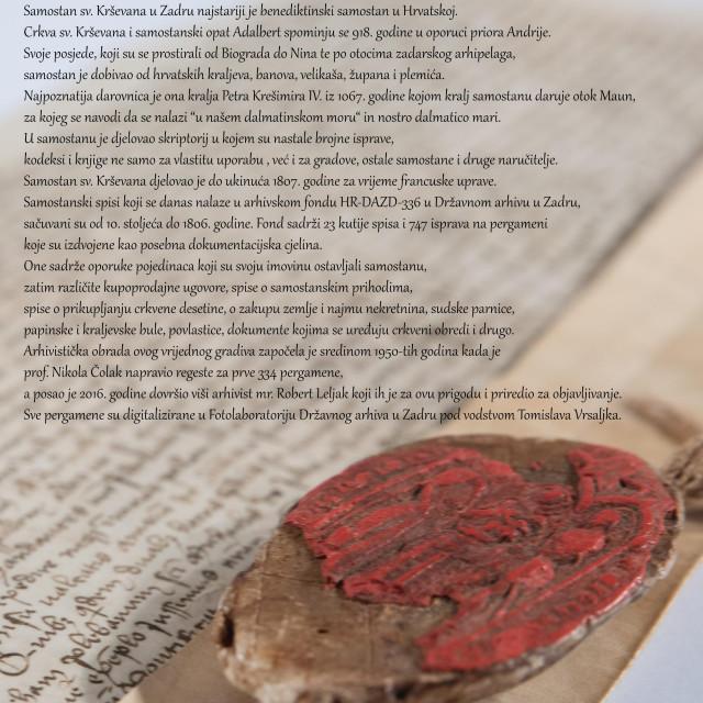 Pergamene iz Samostana sv. Krševana