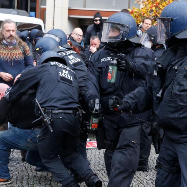Prosvjed i nemiri u Njemačkoj