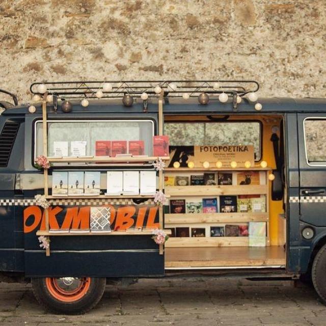 Bookmobil, Dubrovačke knjižnice