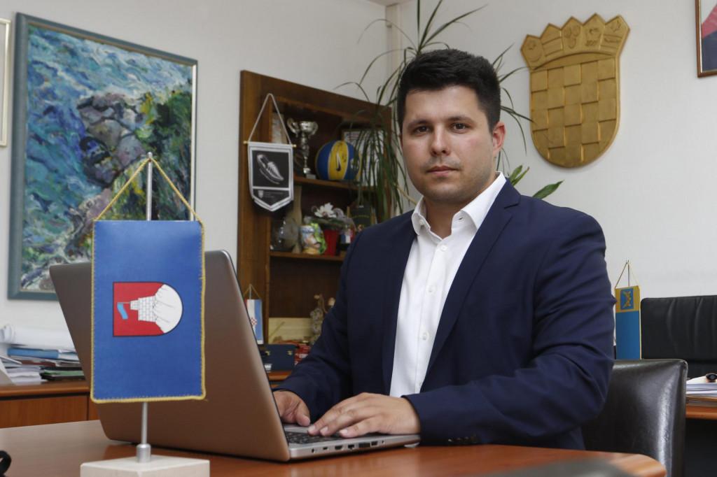 Gradonačelnik grada Vrgorca Ante Pranić