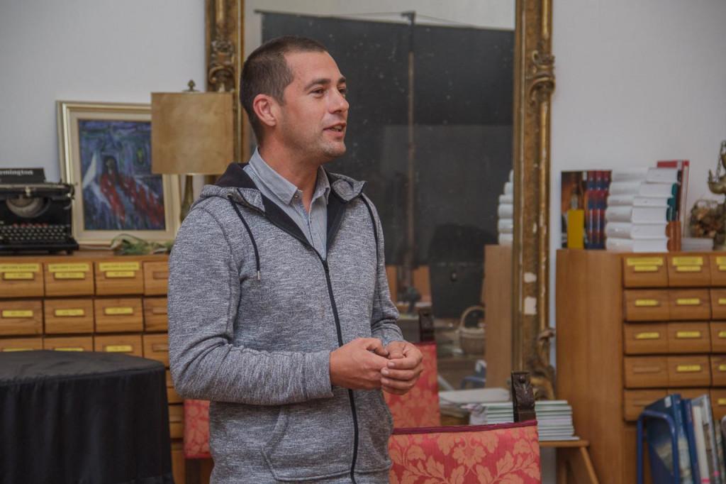 Goran Blažević opisao prolazak kroz Rub al Khali