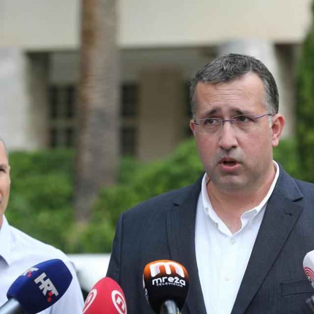Goran Kotur: Premijer Plenković Split svrstava u 'treću ligu'na razini Hrvatske