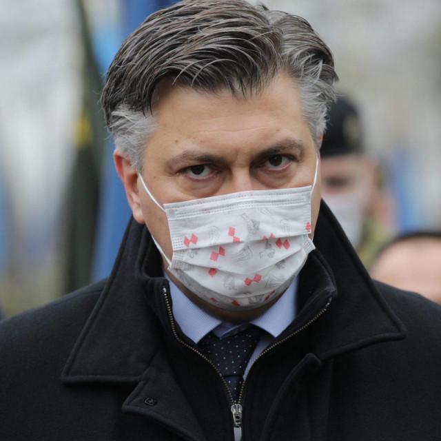 Premijer Andrej Plenković<br /> <br /> <br /> <br />