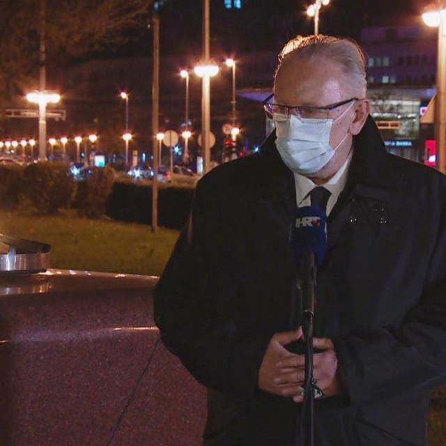 Davor Božinović, Screenshot HTV