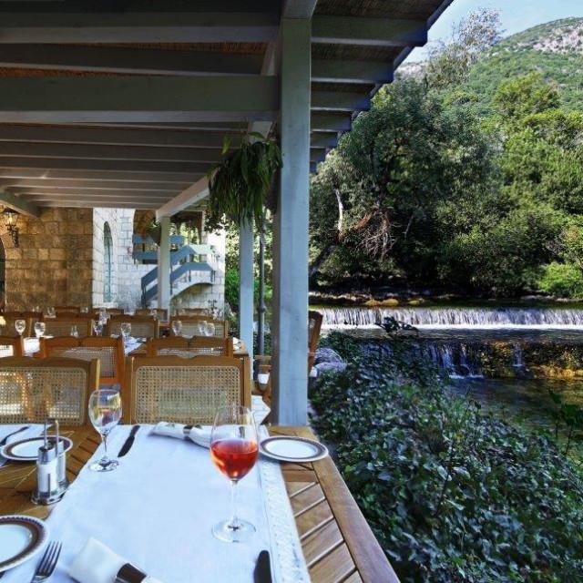 Konavoski dvori prvi su zeleni restoran u Hrvatskoj