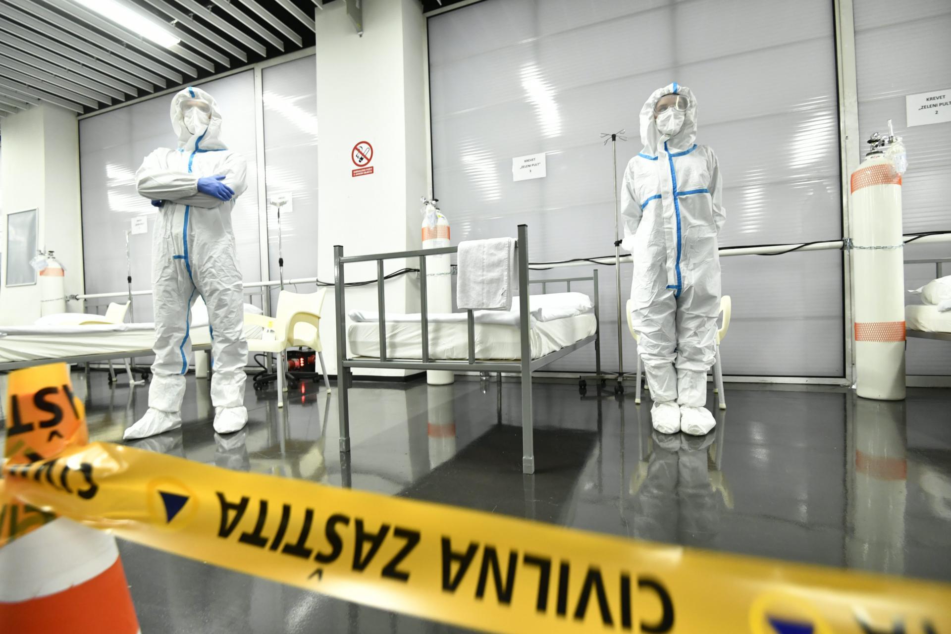 KORONAVIRUS Imamo 3.573 nova slučaja zaraze, 47 ljudi je umrlo, pao broj hospitaliziranih