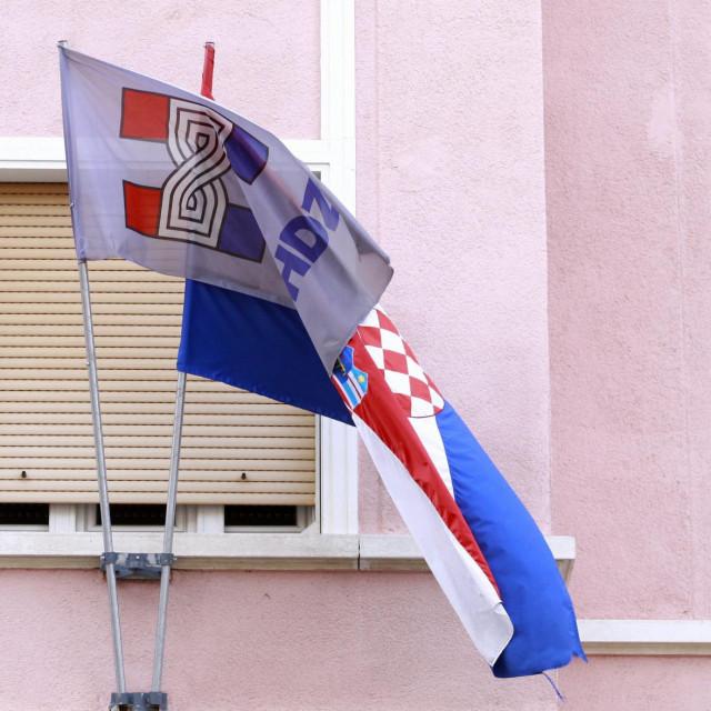 Glasat će se sutra i u Sinjskoj ulici u Splitu u kojoj se nalaze<br /> prostorije županijskog i gradskog HDZ-a<br />