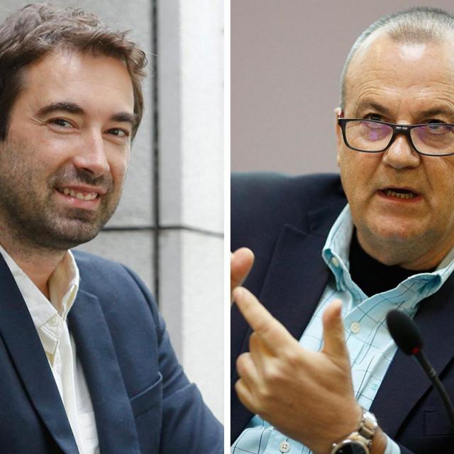 Petar Vučković i Drago Jakovčević