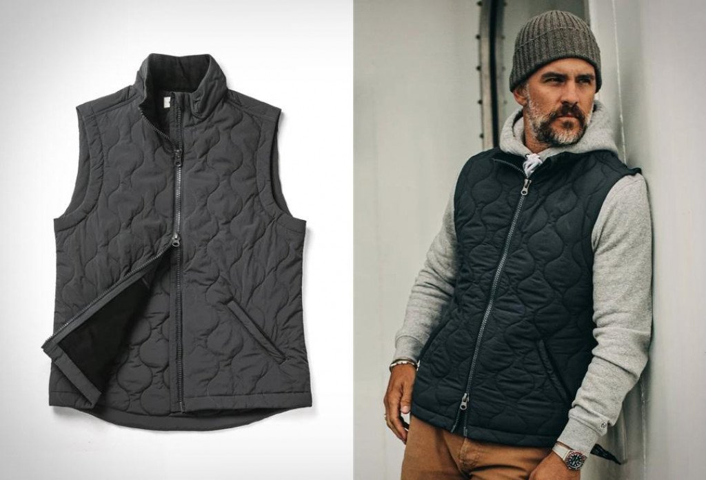 Taylor Stitch Vertical Vest