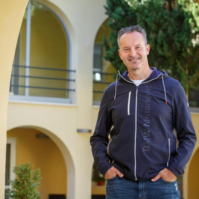 Znanstvenik, molekularni biolog Igor Stagljar.<br />