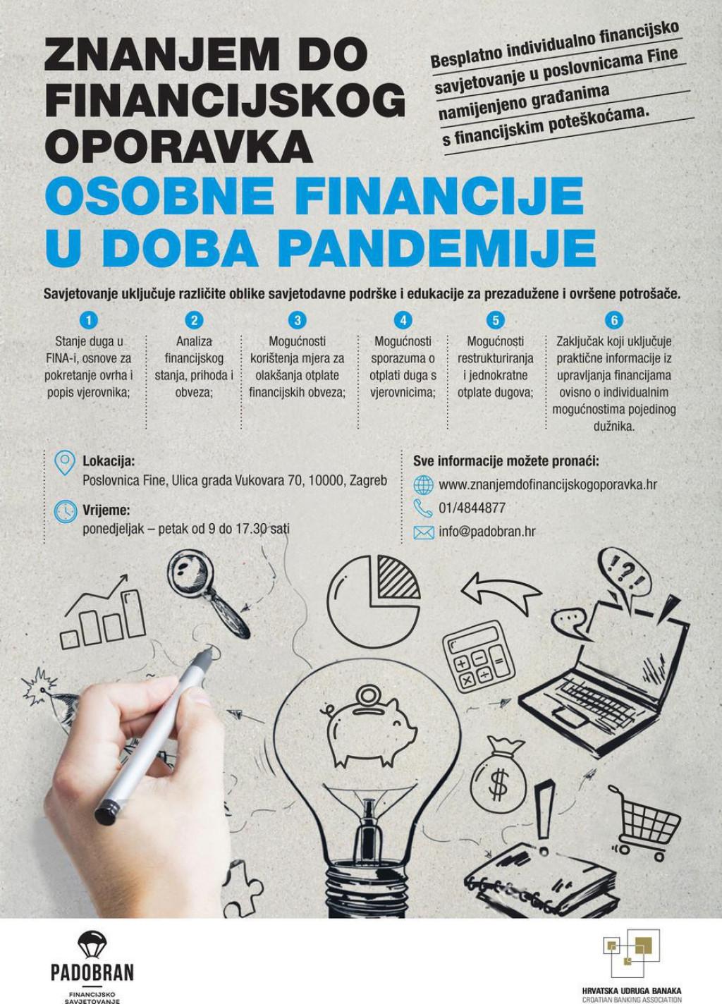 Znanjem do financijskog oporavka<br />