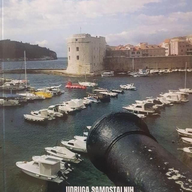 Udruga samostalnih umjetnika Dubrovnik predstavlja zbirku poezije ''Dubrovački spomenar''