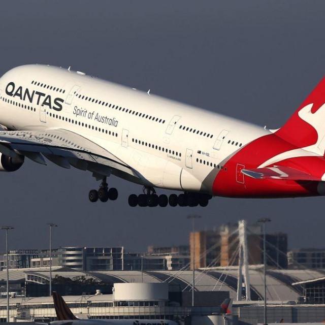 Quantas traži potvrdu o cjepljenju za međunarodne letove
