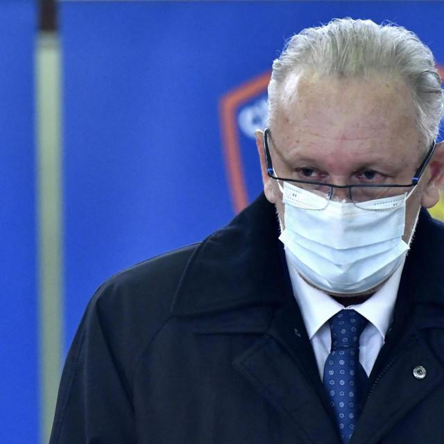Ministar unutarnjih poslova Davor Bozinovic.<br />