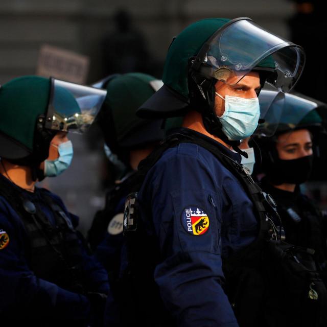 Pripanici švicarske policije