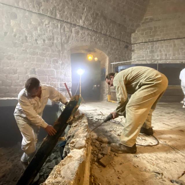 Počeli su radovi prve faze obnove Akvarija. Financiraju se sredstvima EU-fondova