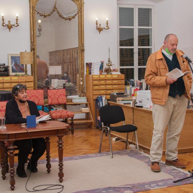 Predstavljena zbirka poezije ''Dubrovački spomenar''