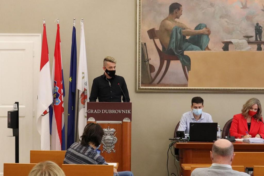 U izradi dokumenta sudjelovao je i Božo Benić iz Društva arhitekata