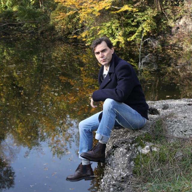 Naš poznati glumac Nikša Kušelj