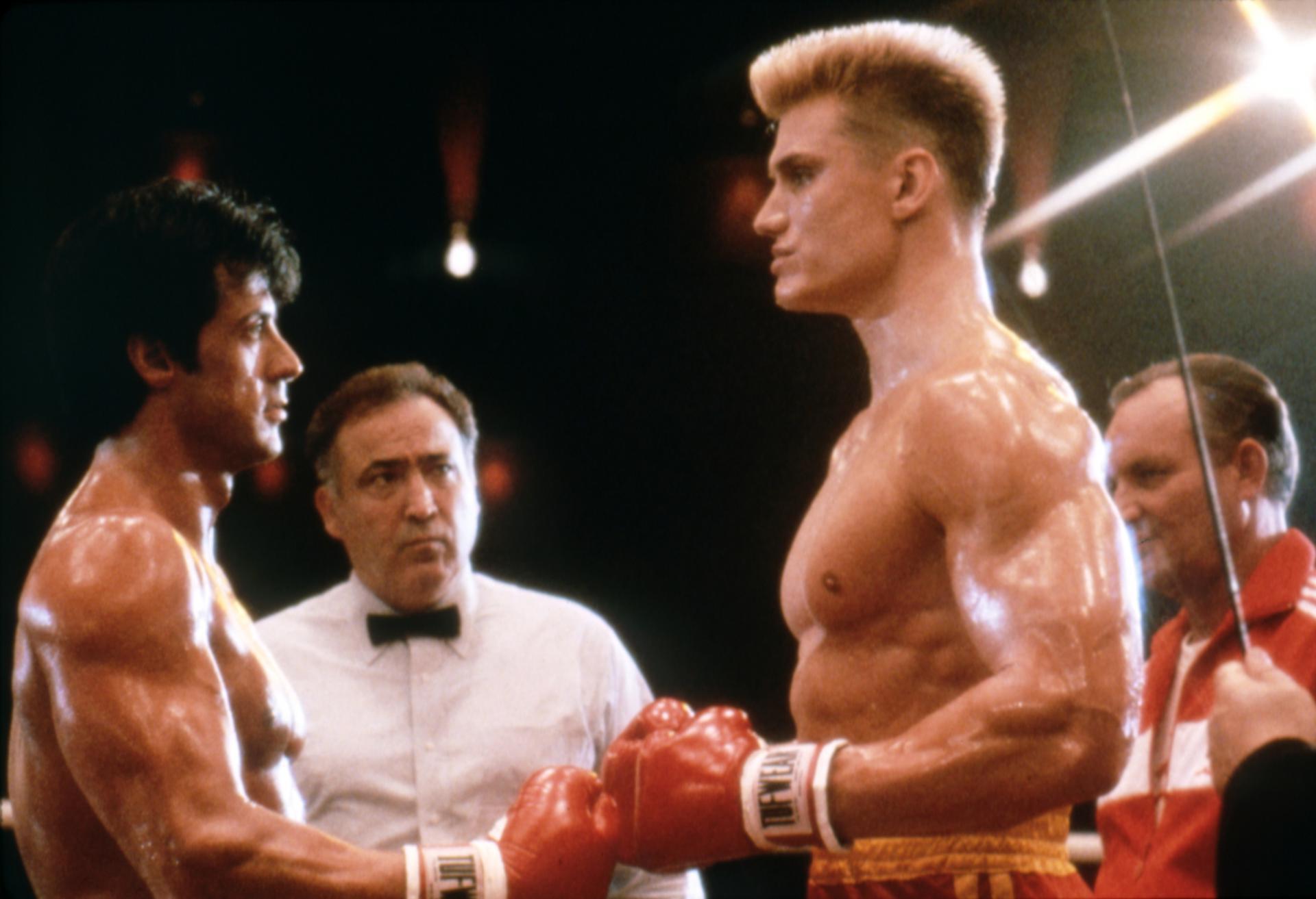 ROCKY IV Milo za Drago, sa srcem u boksačkim rukavicama