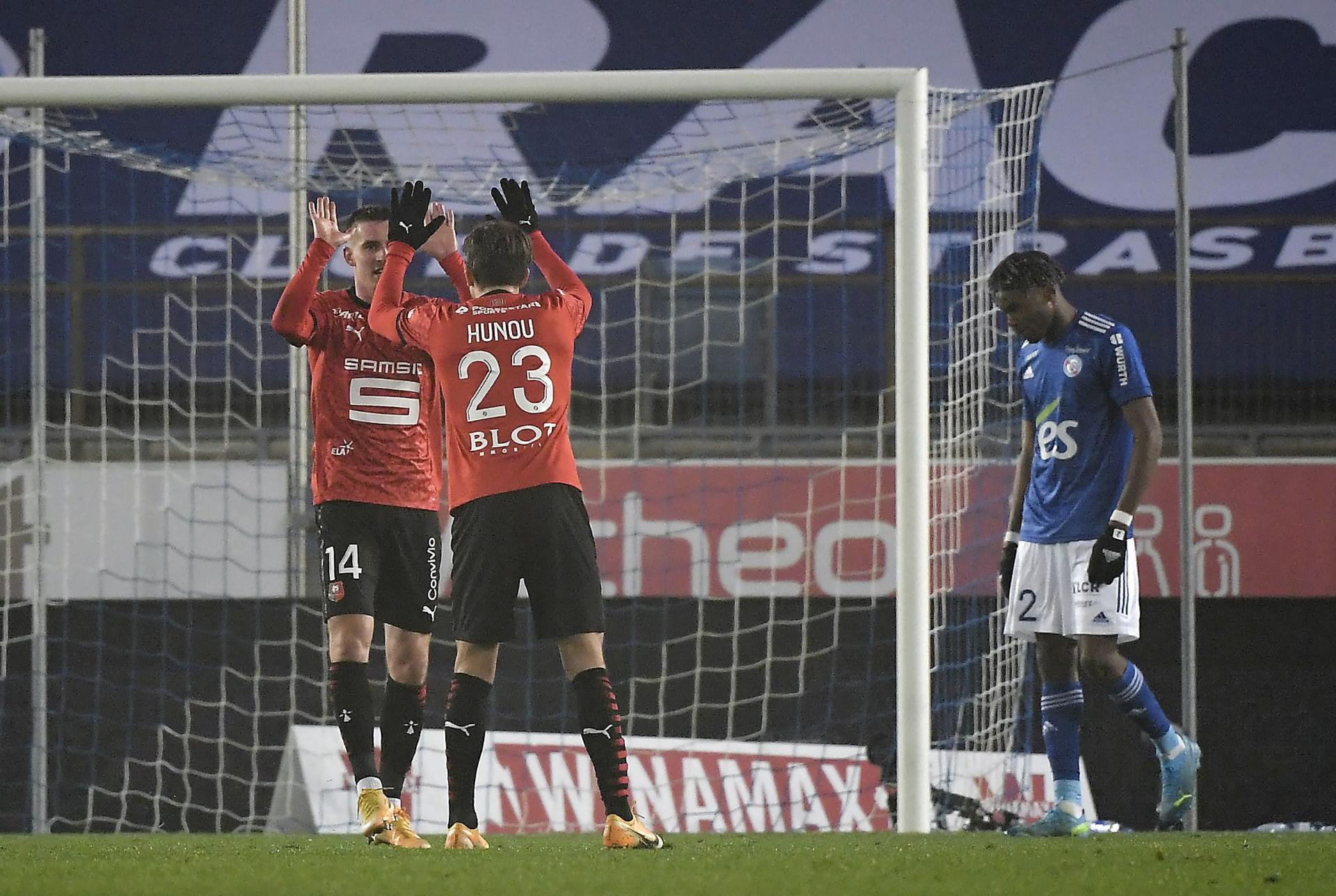 Rennes propustio priliku: Strasbourg s igračem manje izborio bod, ali ga to nije pomaklo iz opasne zone