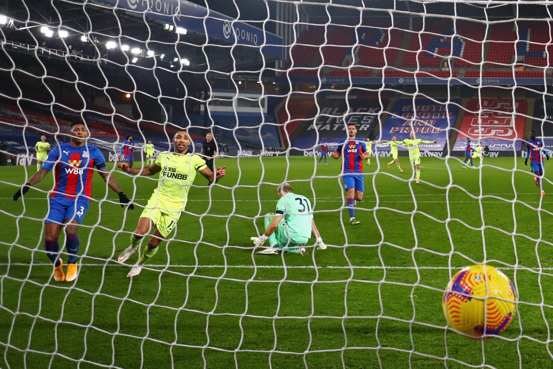 Luda završnica Newcastlea: u posljednje dvije minute zabili dva gola i slavili na gostovanju kod Crystal Palacea
