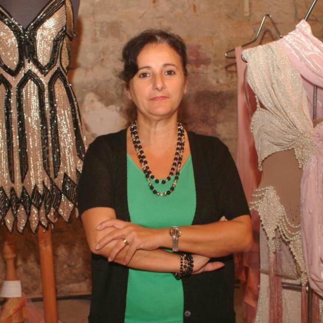 Rina Villani, bivša predsjednica Zajednice Talijana Zadar