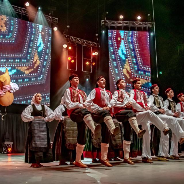 """Plesači KUD-a """"Jedinstvo"""""""