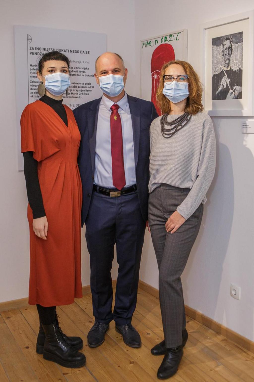 U Domu Marina Držića otvorena izložba 'Držićevi čuvari baštine'