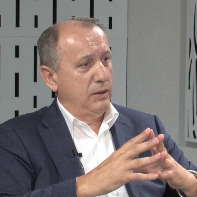 Ivica Turić, načelnik Perušića