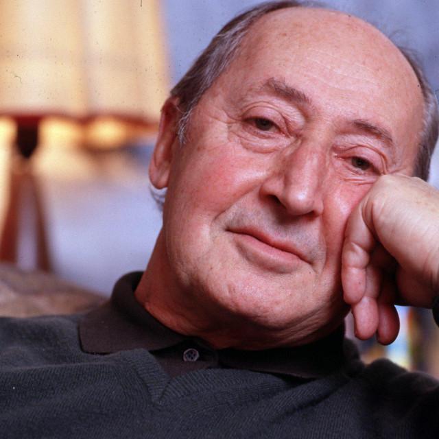 Božidar Violić jedan je od najznačajnijih hrvatskih kazališnih redatelja<br /> Arhiva Cropix