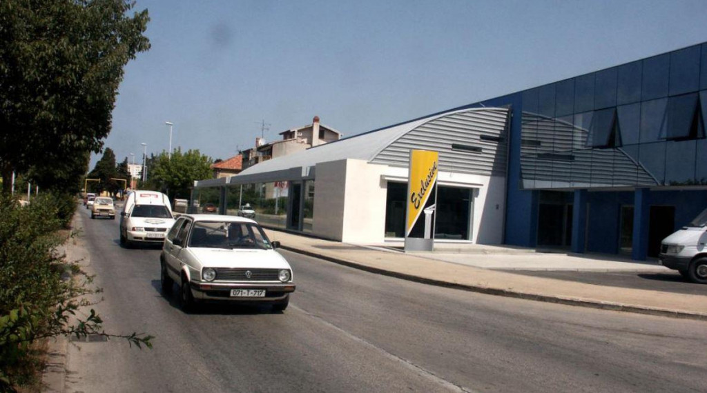 Rekonstrukcija Tuđmanove