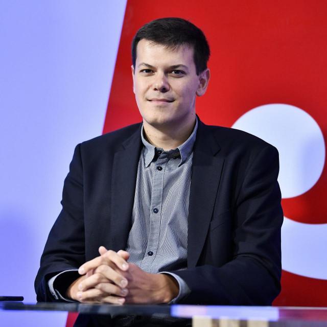 Vuk Vuković,član Upravnog odbora i koordinator Ekonomskog savjeta UGP-a
