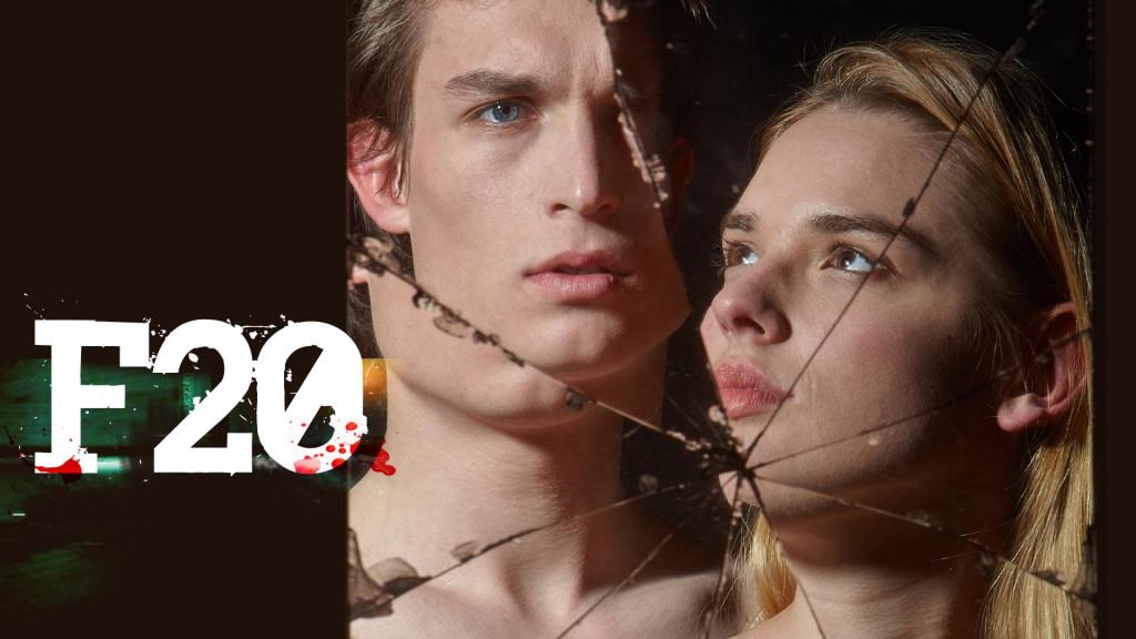 Romina Tonković i Filip Mayer u filmu 'F20'