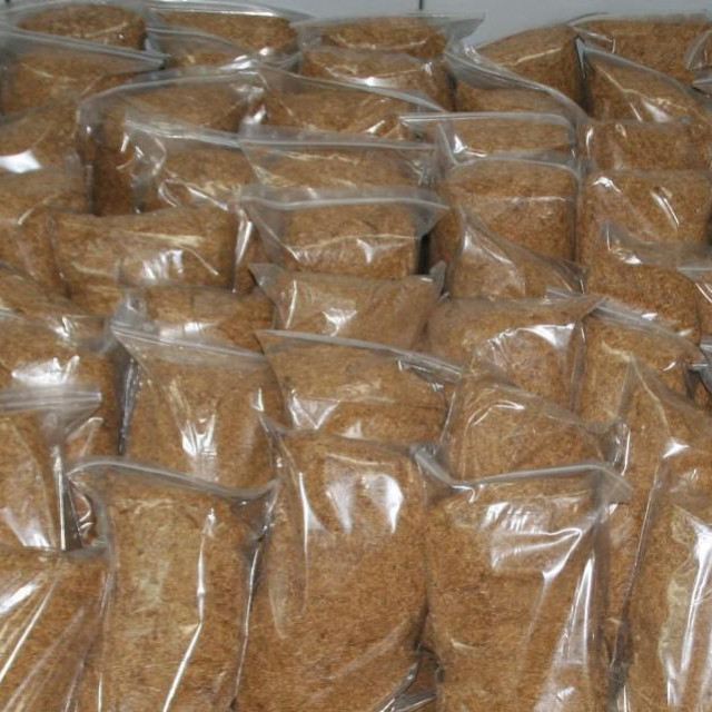 Zaplijenjeni rezani duhan u paketima