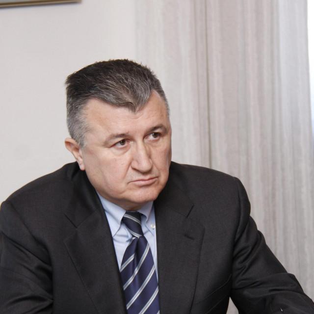 Dinko Mikulić, nekadašnji ravnatelj Uprave za stambeno zbrinjavanje i bivši pomoćnik ministra branitelja