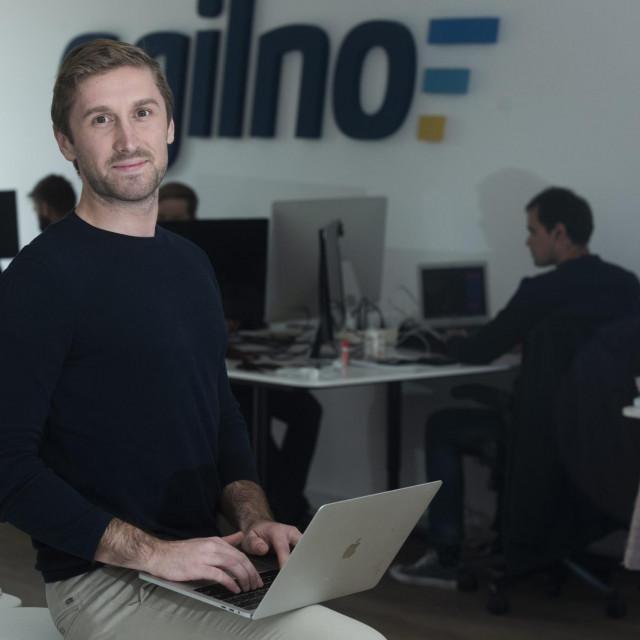 Petar Vukašinović: Dosad smo rasli oko 300 posto godišnje u prihodima