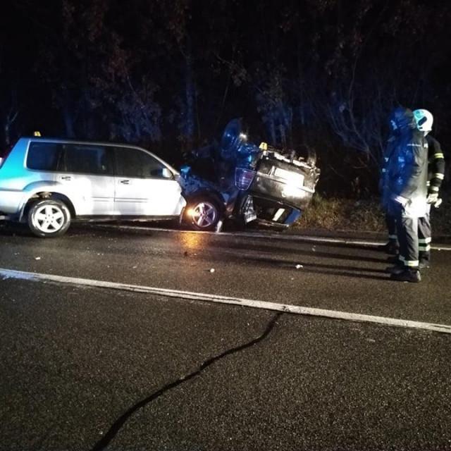 Teška prometna nesreća kod Knina