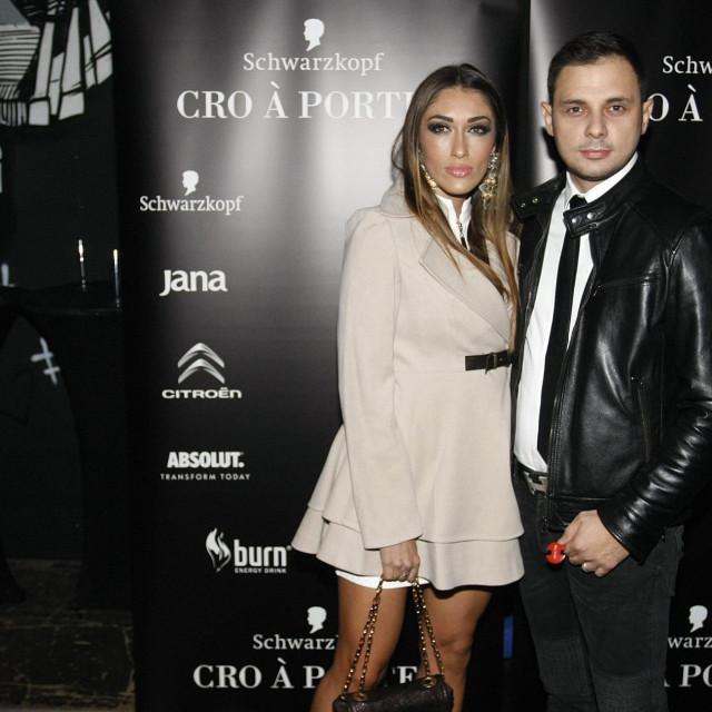 Na fotografiji: Hana Hadžiavdagić Tabaković i Tarik Tabaković