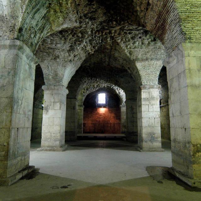Dioklecijanovi podrumi, temelj Palače i grada Splita