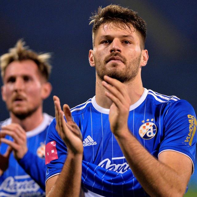 Bruno Petković (Dinamo) foto: Damir Krajač / CROPIX