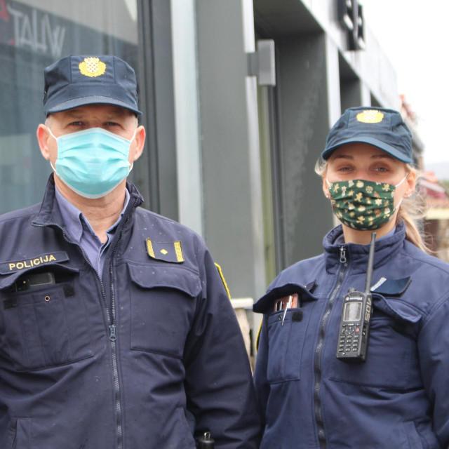 Učinili smo đir s Nikšom Lukićem i Ivanom Hanžek iz COVID-patrole