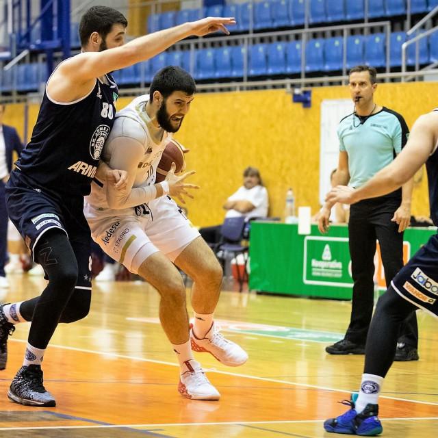 Domagoj Proleta (Dekstone Turi Svitavy) foto: Frantisek Renza/basketbalsvitavy