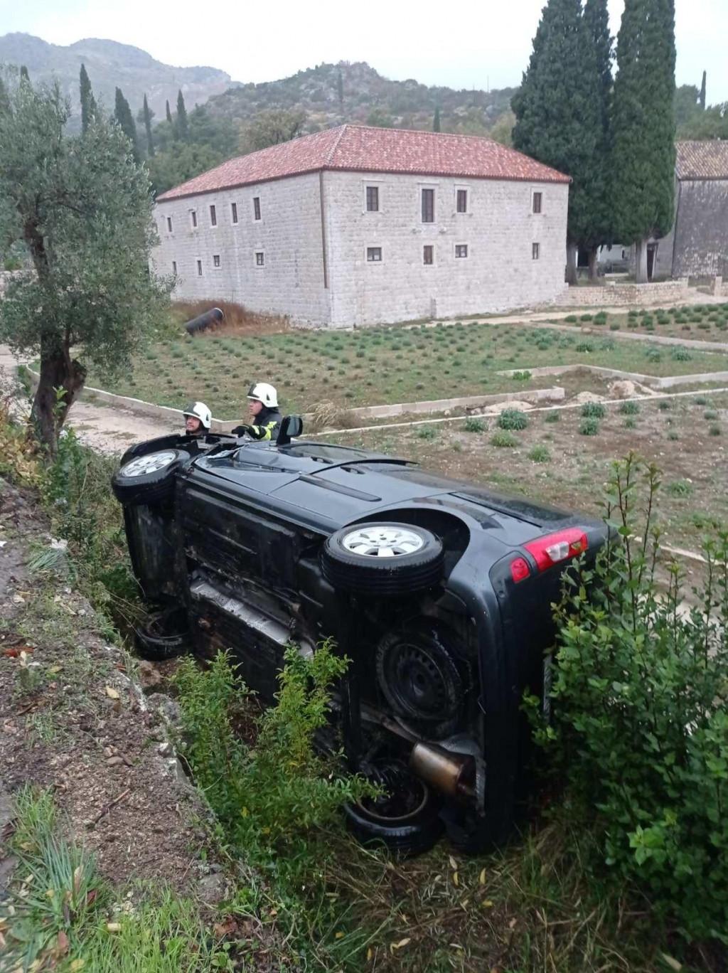 Prometna nesreća u Župi dubrovačkoj