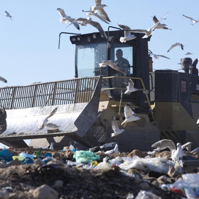Tvrtki 'Čistoća Cetinske krajine' uvažena je žalba na odluku o zatvaranju odlagališta