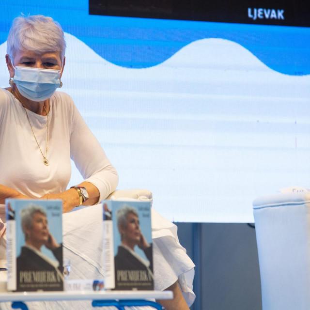 Jadranka Kosor javno bi se cijepila uvjetno, a Ivo Josipović bezuvjetno